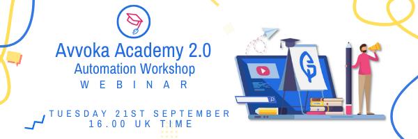Avvoka Academy 2.0